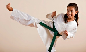 Sky Martial Arts Center: Five or Ten Martial Arts Classes with Uniform at Sky Martial Arts Center (Up to 91% Off)