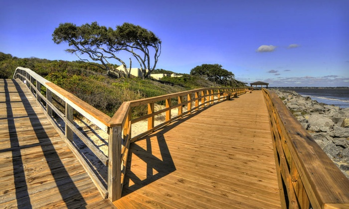 null - Savannah / Hilton Head: Stay with Two Cruise Tickets at Villas by the Sea Resort on Jekyll Island, GA
