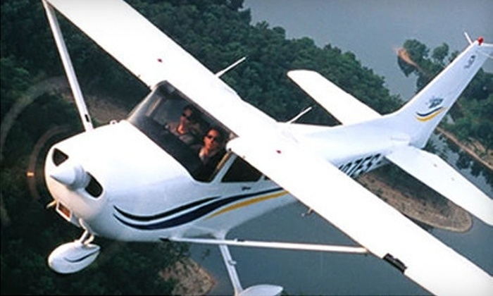FlightGest, Inc. - Cedar Fork: $100 for an Introductory Flight Lesson at FlightGest, Inc. ($200 Value)