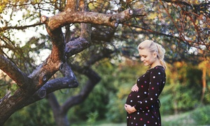 S.a.v Photoz Photography: 45-Minute Maternity Photo Shoot from S.A.V Photoz Photography (50% Off)