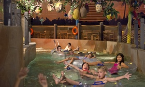 CoCo Key Water Park Boston North Shore: Twilight or Full-Day Visit with Arcade Gaming at CoCo Key Water Park (Up to 50% Off)
