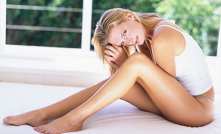 Six Laser Hair-Removal Treatments on a Small, Medium, or Large Area at Aqua Plastic Surgery (Up to 89% Off)