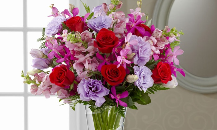 FTD Groupon Deals FTD uses Groupon regularly to promote their flowers and gifts. Click here for FTD flowers Groupon deals or just search