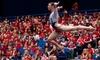 University of Arizona Women's Gymnastics - McKale Memorial Center: $7 for University of Arizona Wildcats Women's Gymnastics Meet at McKale Center on Saturday, March 16 (Up to $16 Value)