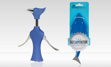 Shark Bottle Opener and Bluebird Corkscrew. Free Returns.