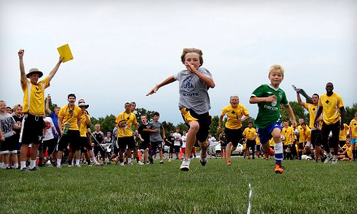 Sports Made Personal - Lincoln Park: $135 for a Soccer or Lacrosse City Training Camp July 22–26 at Sports Made Personal ($295 Value)