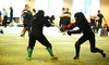 Up to 57% Off Martial-Arts Classes