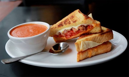 Contemporary American Pub Food for 2 or 4 or Pickup at The Big Cheese on Lincoln (Up to 43% Off). Order Online.