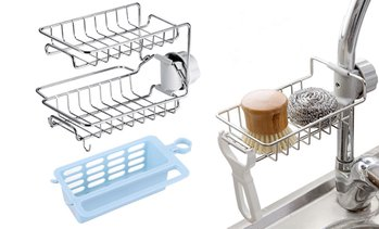 Kitchen Sink Drain Rack