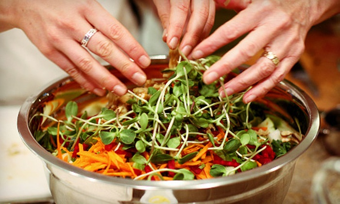 Marni Wasserman's Food Studio & Lifestyle Shop - Toronto: C$75 for a Savour the Summer Cooking Class Plus $50 Toward a Future Class from Marni Wasserman (C$170 Value)