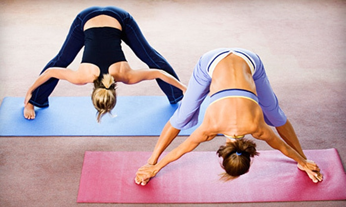 Your Affinity Place - Vaughan: 5 or 10 Yoga or Pilates Classes at Your Affinity Place (Up to 76% Off)