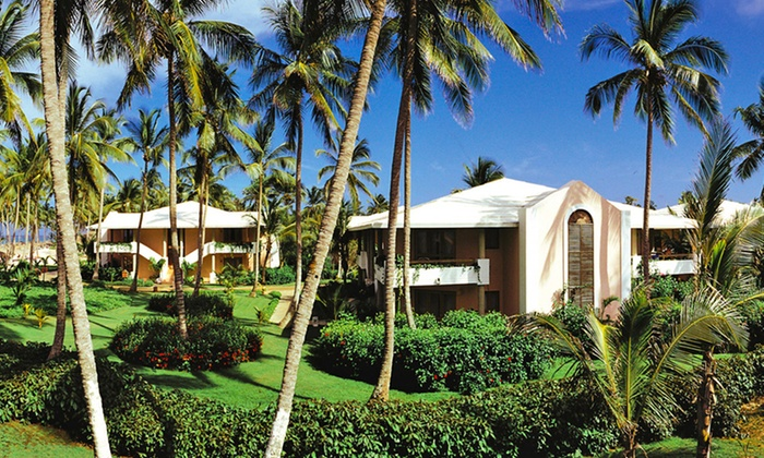 Bavaro Princess All Suites Resort Vacation with Airfare - Punta Cana, Dominican Republic: All-Inclusive Bavaro Princess Stay with Airfare. Includes Taxes and Fees. Price Per Person Based on Double Occupancy.
