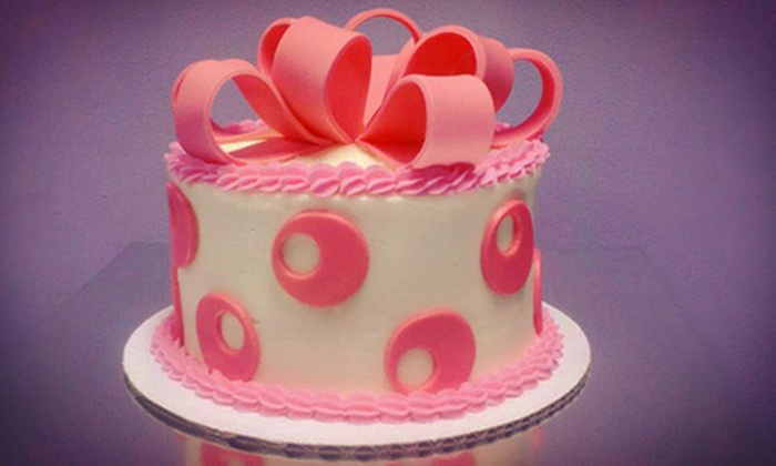 Bake Me A Cake - Multiple Locations: One Dozen Cupcakes or $10 for $20 Worth of Desserts at Bake Me A Cake