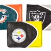 NFL Perforated Wallets
