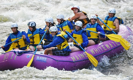 White-Water Rafting Trip for Two or Four from Maine Whitewater (Up to 51% Off)
