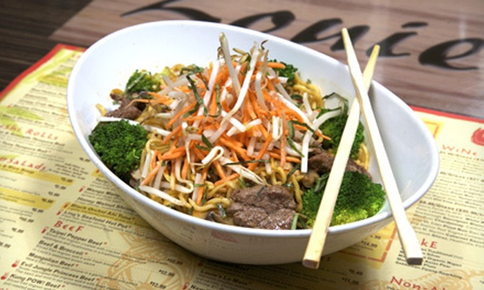 Ling and Louie's Asian Bar and Grill - University Center Mall: $15 for $30 Worth of Asian Fusion Cuisine at Ling and Louie's Asian Bar and Grill