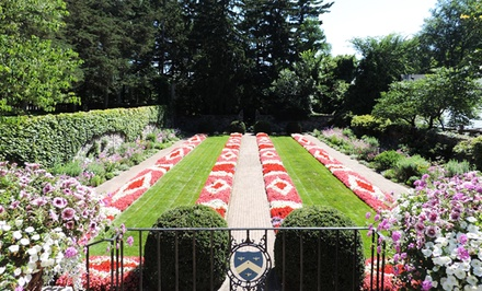 Season Garden Pass for One, a Couple, or a Family to Cranbrook House & Gardens (Up to 49% Off)