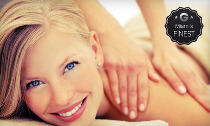 Jurlique Spa at the Mayfair Hotel - Coconut Grove: $149 for Spa Day with Massage, Facial, Champagne, and Valet Parking at Jurlique Spa at the Mayfair Hotel ($302 Value)