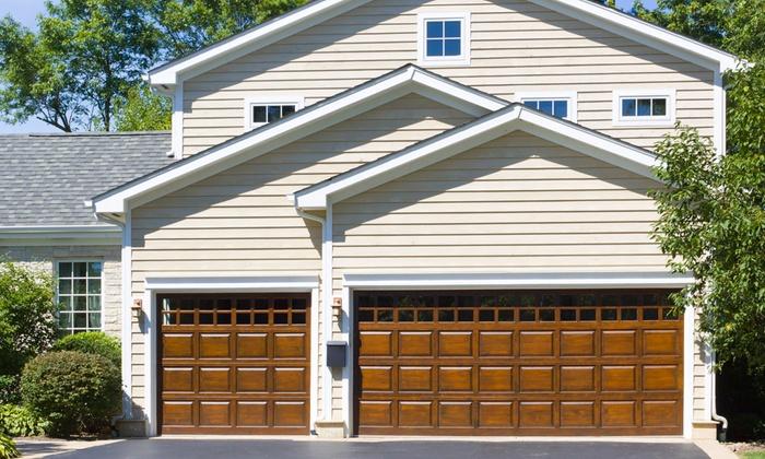 HRW Door - Hampton Roads: Garage-Door Tune-Up and Inspection or $100 Towards Garage-Door Installation from HRW Door (Up to 65% Off)