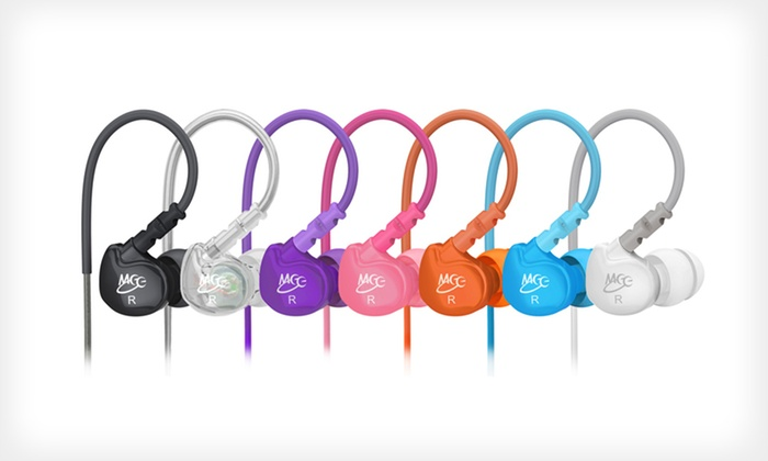 MEElectronics Sports In-Ear Headphones: $12.99 for a Pair of MEElectronics M6 In-Ear Headphones ($29.99 List Price). Seven Options Available. Free Returns.