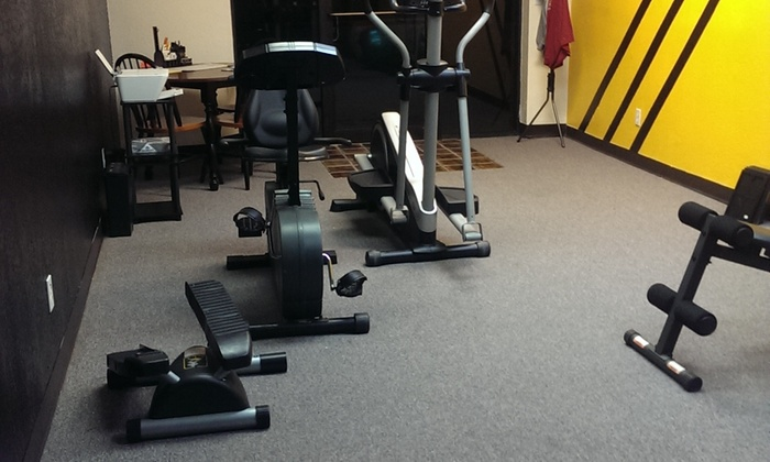 Esteem- Coaching And Body Wellness - Northeast Oklahoma City: 10 Personal Training Sessions with Weight-Loss Consultation from Esteem- Coaching and Body Wellness (45% Off)