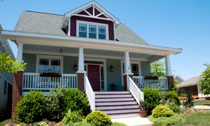 Mr. Sudz: Power Washing for One- or Two-Story Home from Mr. Sudz (Up to 58% Off)