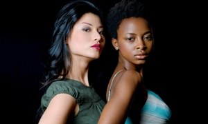 Diva's Palace: Weave Sew-In or Haircut with Conditioning Treatment and Blow-Dry at Diva's Palace (Up to 54% Off)