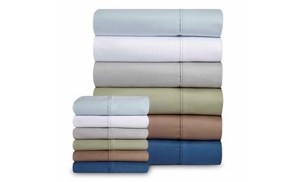 Grand Patrician 1,000TC Egyptian Cotton Sheet Set in Queen or King. Multiple Colors Available.