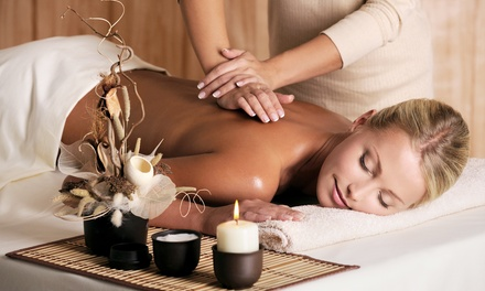 $37 for One 60-Minute Specialty-Blend Hot-Stone Massage at Married to Massage ($92 Value)