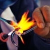 54% Off Intro Glass-Art Class at Potek Glass