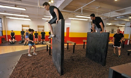 $51 for Three Boot-Camp Classes at Warrior Fitness Boot Camp ($150 Value)