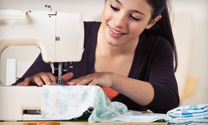 Sew from the Heart - Scottsdale: One or Three Months of Unlimited Sewing Classes or $25 for $50 Worth of Supplies at Sew from the Heart in Scottsdale