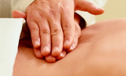 One 60-Minute Deep Tissue Massage at Arizona Sports & Rehabilitation Center (47% Off)