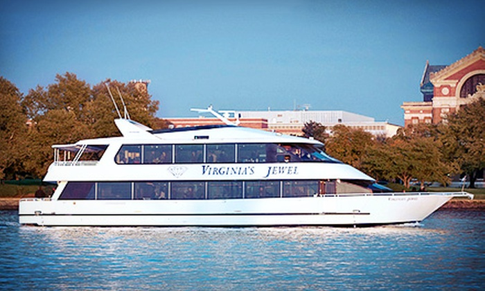 Capital Yacht Charters - Southwest Washington DC: 60- or 90-Minute Potomac River Cherry Blossom Cruise from Capital Yacht Charters (Up to 54% Off)