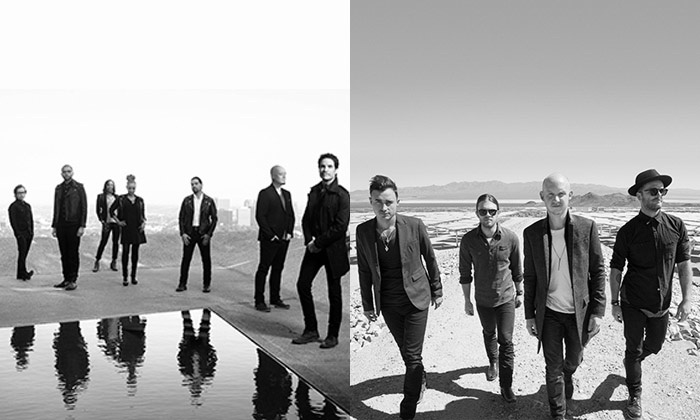Train and The Fray - Fiddler's Green Amphitheatre: Train and The Fray with Special Guest Matt Nathanson on Saturday, July 18 (Up to 50% Off)