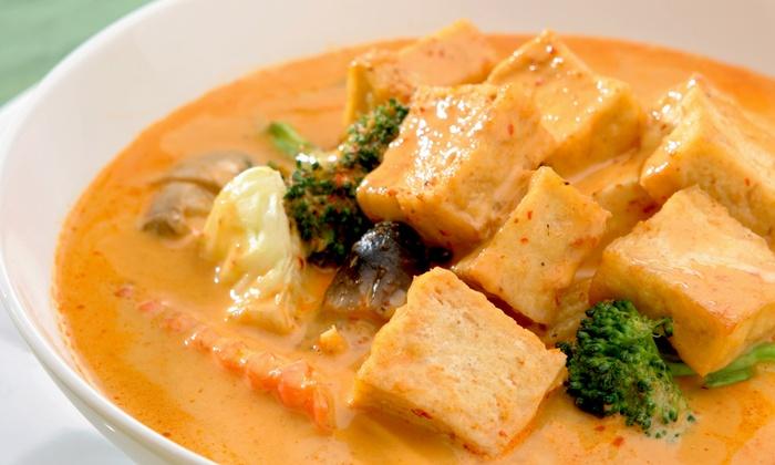 i-Thai Restaurant & Sushi Bar - Washington: Dine-In or Carry-Out at i-Thai Restaurant & Sushi Bar (Up to 45% Off)