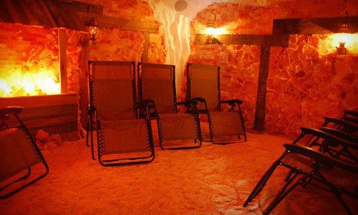 Serenity Salt Cave - Nolensville: 4 or 10 Salt-Cave Visits at Serenity Salt Cave (Up to 53% Off)