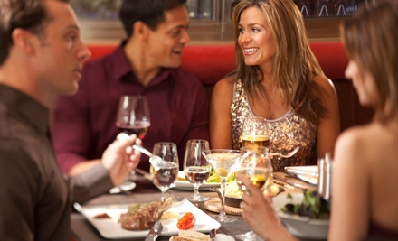 Steakhouse Cuisine for Two or Four at Andrew's Steak & Seafood (Up to 54% Off). Four Options Available.