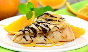Gelateria Colors: 2 uur lang onbeperkt wafels of pannenkoeken eten bij Gelateria Colors