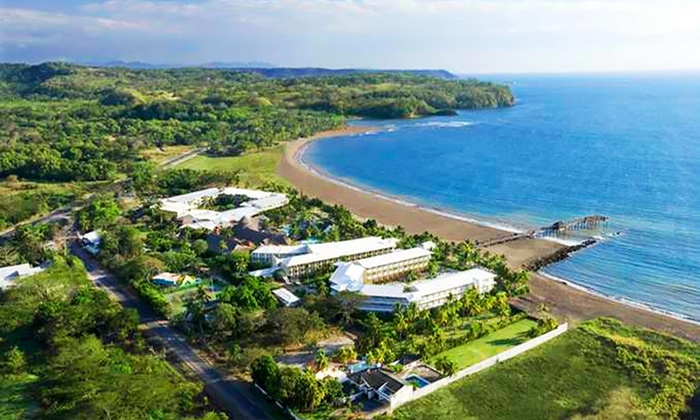 All Inclusive Doubletree Central Pacific Vacation From