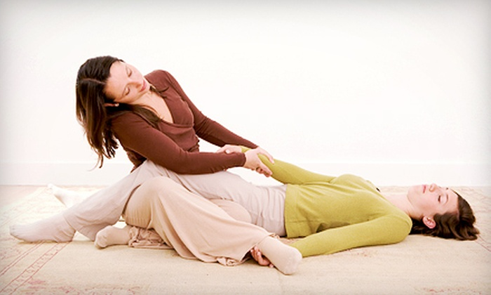 Present Healing Center - Eugene: 60-Minute Breema Massage or 90-Minute Thai Massage at Present Healing Center (52% Off)