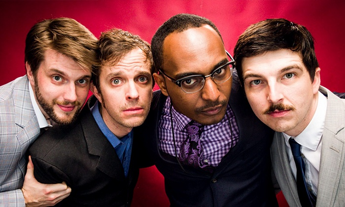 Vancouver International Improv Festival  - Multiple Locations: Vancouver International Improv Festival Visit for Two on October 7–11 (Up to 44% Off)