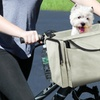 2-in-1 Pet Carrier and Bicycle Basket