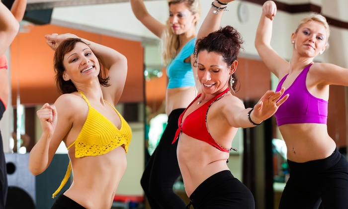 Zumba with Gwen - Hall of Fitness: 10 or 20 Zumba Classes at Zumba with Gwen (Up to 55% Off)