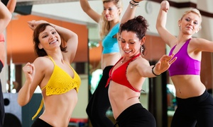 Zumba with Gwen: 10 or 20 Zumba Classes at Zumba with Gwen (Up to 55% Off)