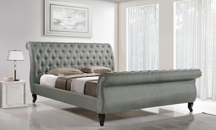 marietta upholstered sleigh bed marietta upholstered sleigh bed