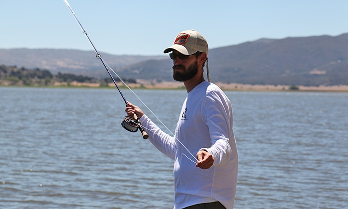 The Fly Stop - San Diego: Two-Hour Fly Fishing and Casting Intro Class for One or Two from The Fly Stop (Up to 51% Off)