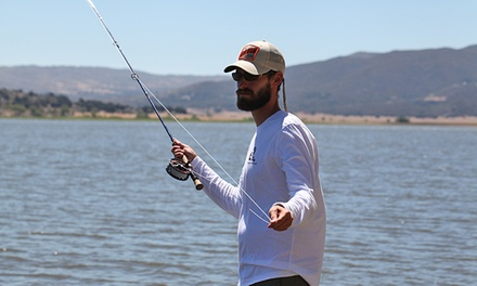 Two-Hour Fly Fishing and Casting Intro Class for One or Two from The Fly Stop (Up to 51% Off)