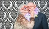 The Photo Booth Group - Minneapolis / St Paul: Two- or Three-Hour Photo-Booth Rental from CM Photographics (63% Off)