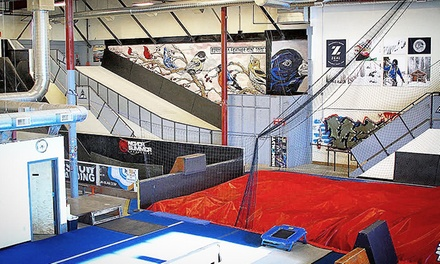 Two Hours of Airbag and Trampoline Time for One or Two or Birthday Party for 10 at Progresh (Up to 57% Off)